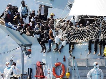 Frontex wants to monitor the social networks of migration candidates, diasporas and civil society
